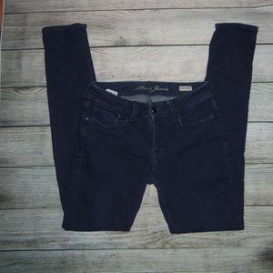 Mavi Jeans Alexa Mid-Rise Skinny Jeans 27